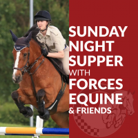 Sunday Night Supper with Christie Farren of Kings Troop RA