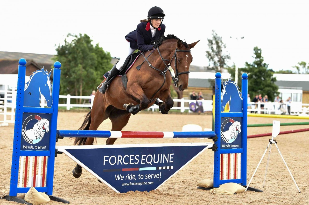 Forces Equine are invited to the Festival of Champions