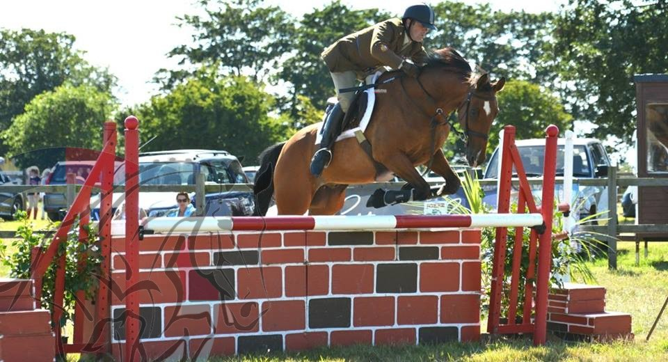 St Lawrence Charity Horse Show Jersey 2013