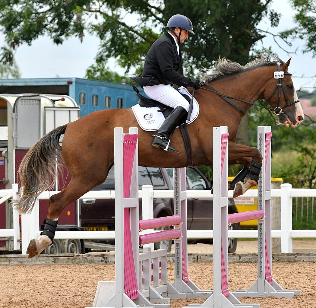 Forces Equine teams head to the All England Jumping Course at Hickstead.