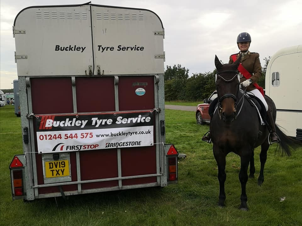 Forces Equine rock the British Riding Clubs National Championships!