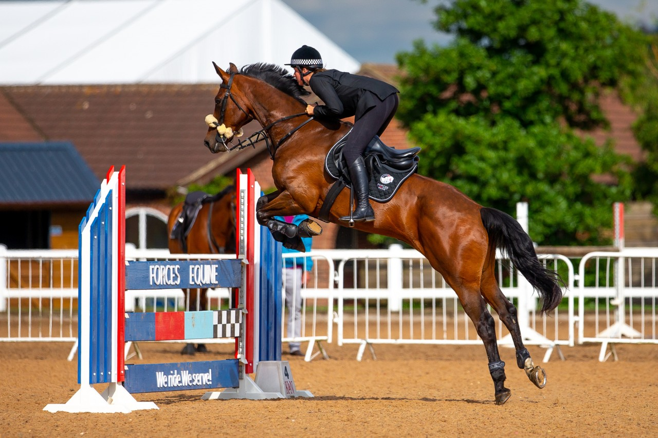 Forces Equine to take on local talent at Arena UK and you're all invited!