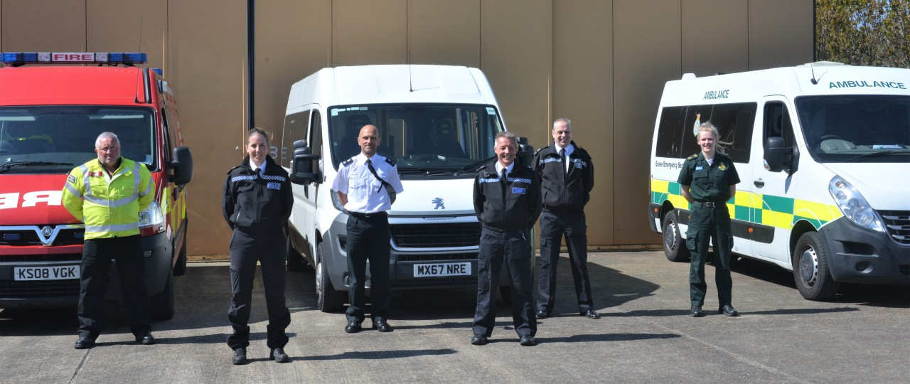 FE Member PC Emma Smith and her team bolster frontline care by training ambulance drivers