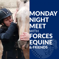 Monday Night Meet member Chantelle Oliver-Symonds